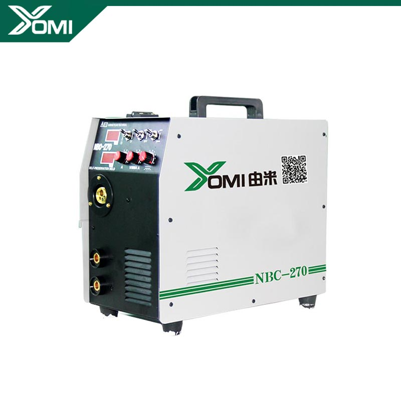 MIG-270(Integral) Inverter CO2 Gas Shielded Welding Machine