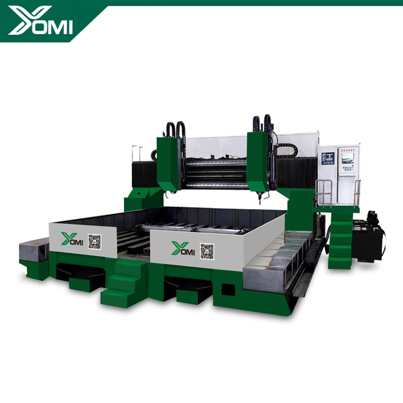 High Speed Metal Plate CNC Drilling Machine