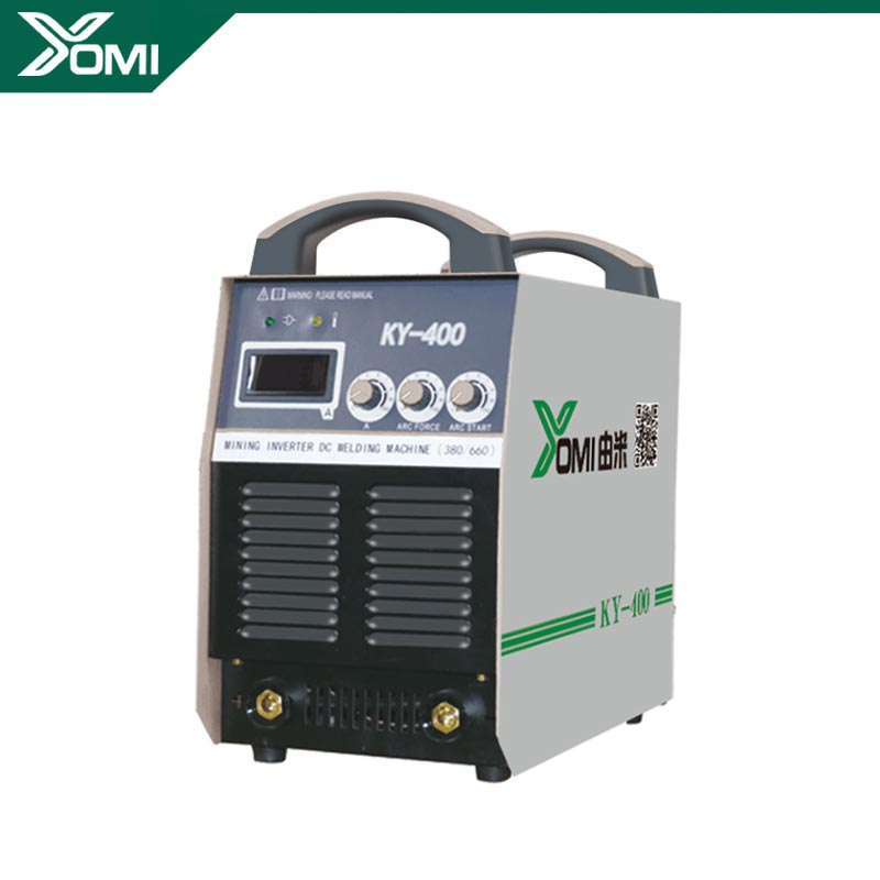 KY-315/400/500 Mining Industry Inverter DC Arc Welder